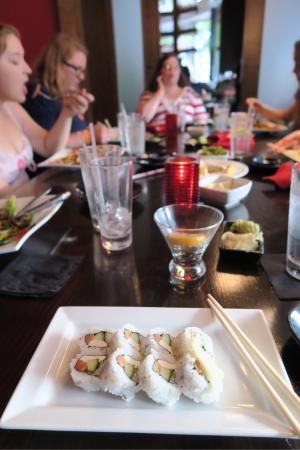 RA Sushi Photo