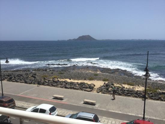 Hotel  Dunas Club: From the balcony