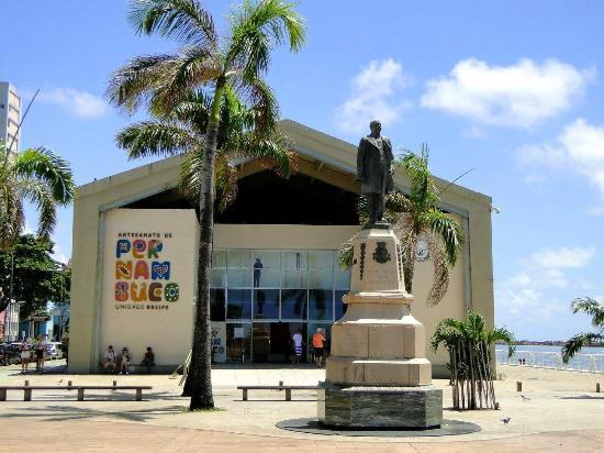 Artesanato Alemao No Brasil ~ Praça Rio Branco Foto de Recife Antigo, Recife TripAdvisor