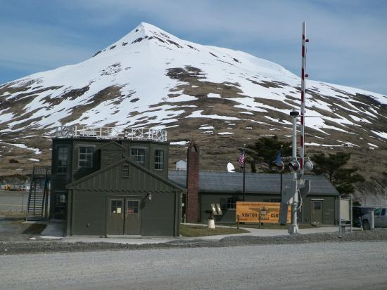 Dutch Harbor, AK: WW II Visitor Center