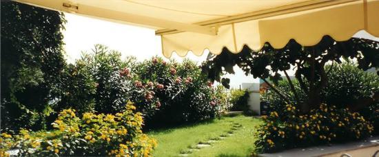 B&B Villa Addaura: Giardino