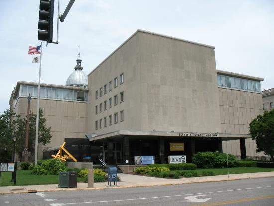 Illinois State Museum: The Museum