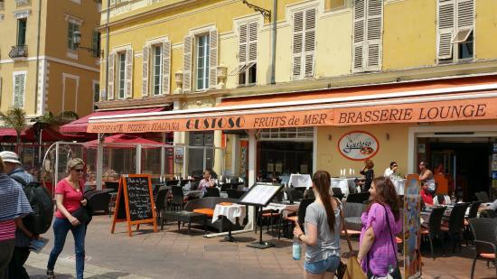 Restaurant Nice Est Le Gusto