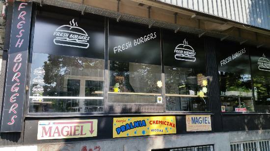 Fresh Burgers