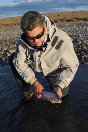 Calafate Fishing: muchas de estas
