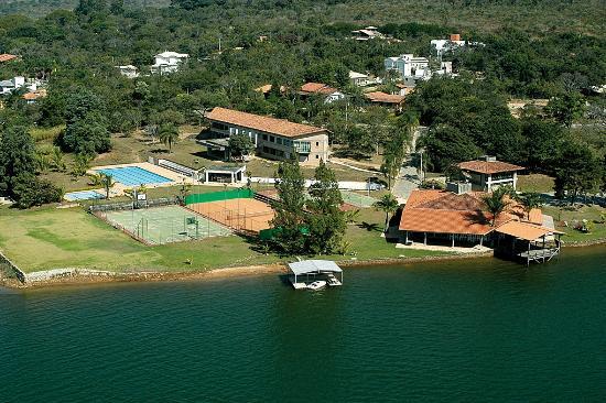 Itauna, MG: Vista Aérea