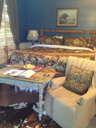 Murski Homestead B&B: bedroom (Lavender)