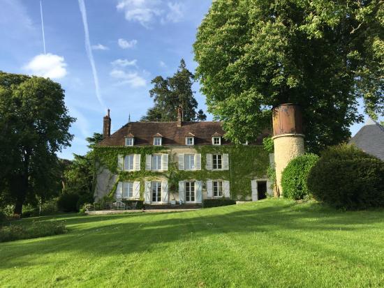Château de la Mouchère : Le Chateau