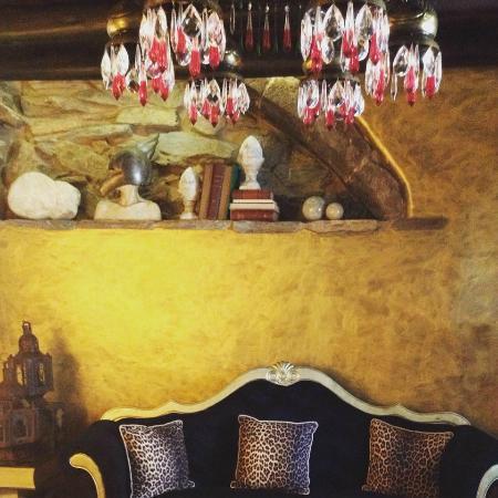Casa Pinto: Sala recepção