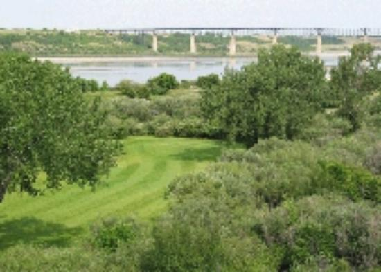 Outlook & District Regional Park: View from Golf Course