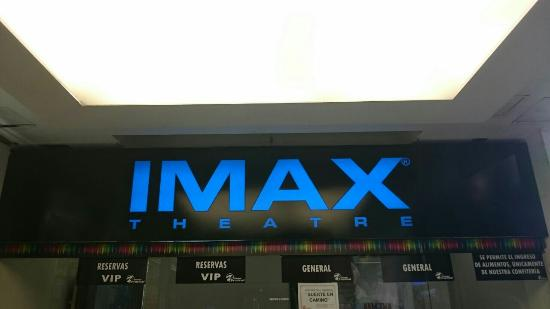 IMAX Procinal