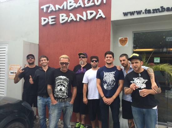 Tambaqui de Banda - Parque 10: Banda Ratos de Porão