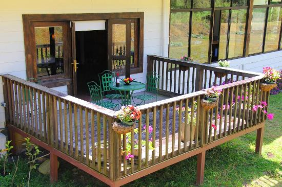 The Riverside Inn Boquete: Master Suite Private Terrace