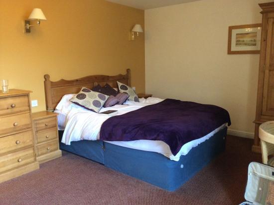 Castle Inn Bakewell: Room 2