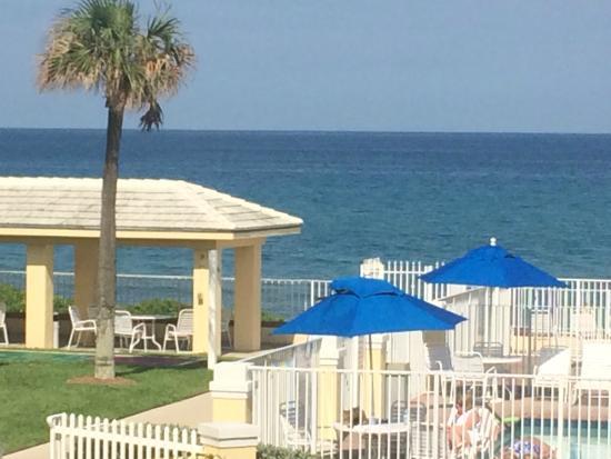 Gulfstream Manor Resort: view
