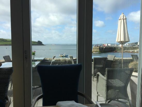 ‪‪St Mawes‬, UK: View from my breakfast table‬
