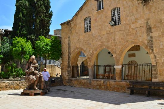 Archbishop Makarios III Foundation - Byzantine Museum and Art Galleries : Byzantine Museum