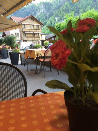 Hotel Oberland Restaurant Bild