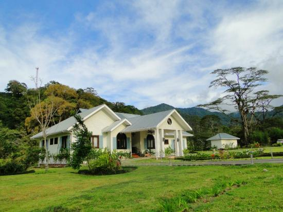 The Riverside Inn Boquete: The Riverside Inn Nestled in The Chiriqui Highlands