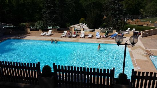 Camping La Palombiere: la piscine