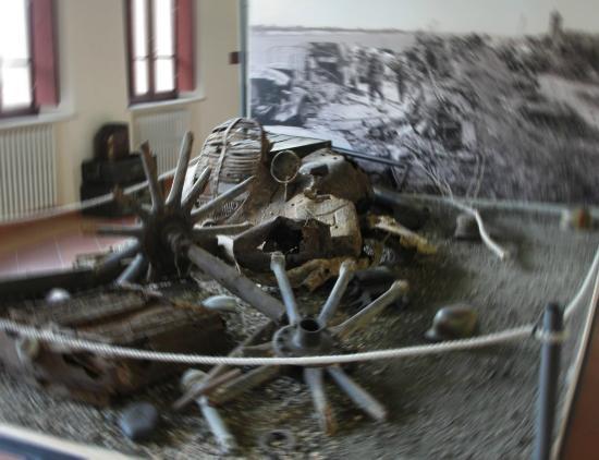 Museo della Seconda Guerra Mondiale del Fiume Po