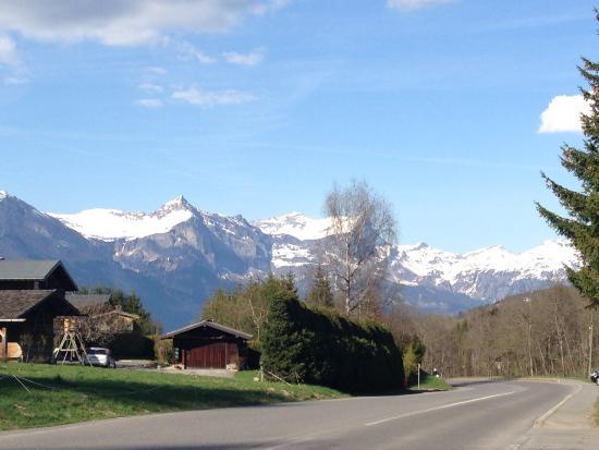 Le Jaillet Ski Area: j adore