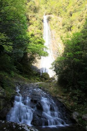 Nonotaki Waterfalls
