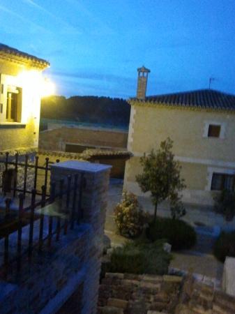Cubillas de Santa Marta, España: evening tranquility at the trascasas