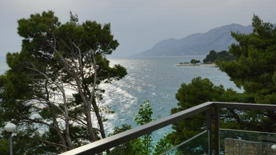 Villa Paulina: balcony view