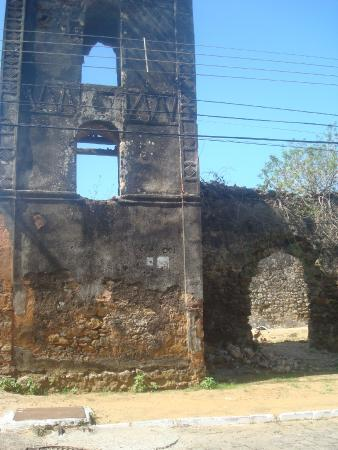 Ruinas Igreja Nossa Senhora da Conceicao