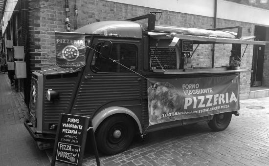 Forno Viaggiante Pizzeria