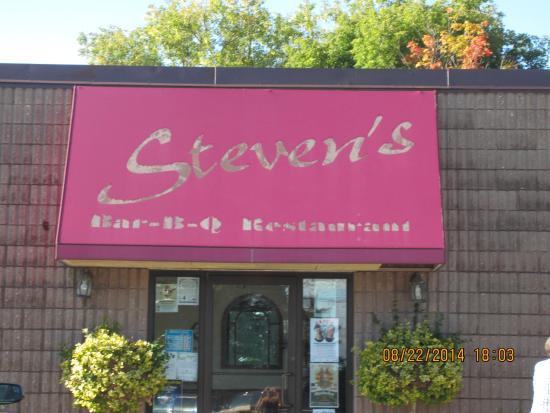 Steven S Bar Bq Restaurant