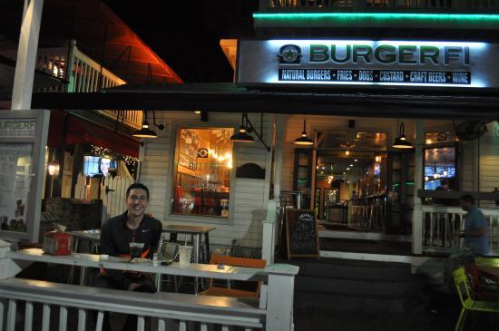 Frites Amp Hamburger Picture Of Burgerfi Key West
