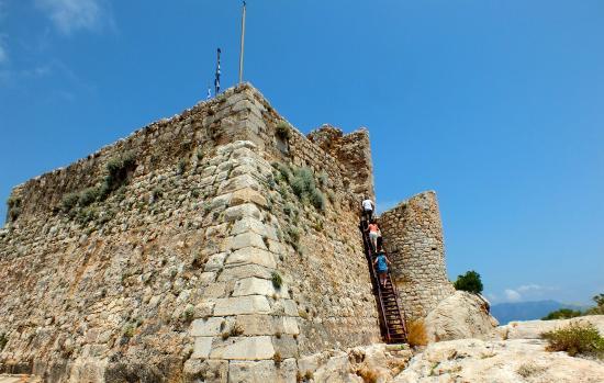 Kastellorizo, Griekenland: Castle