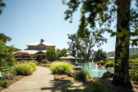 Kenwood, Californien: Welcome to Kunde Family Winery