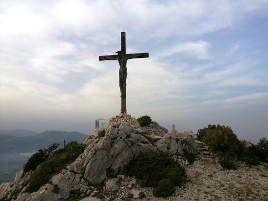 Statua Bronzea del Cristo