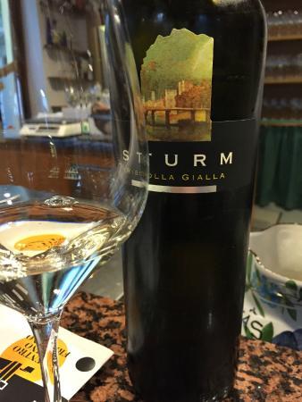 Enoteca di Cormons: wine and snack
