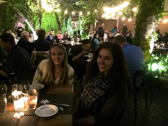 Piccolo Sogno: Dinner On The Patio