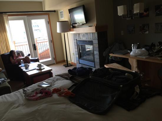 The Tram Haus Lodge at Jay Peak Resort : Familia de vacaciones