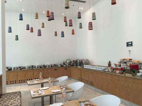 El cambio a diseo minimalista Picture of Fiesta Inn Culiacan