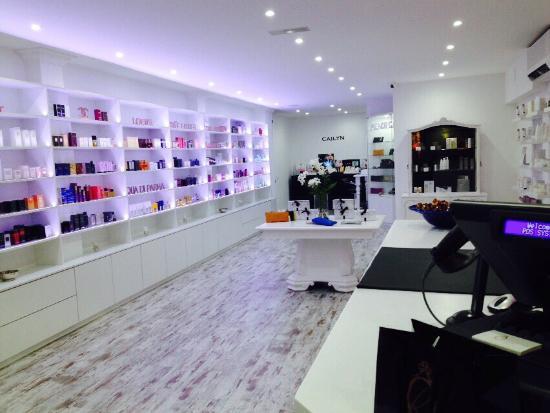 Roisso perfumería y cosmetica