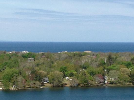 Yarmouth Port, MA: View of Cape