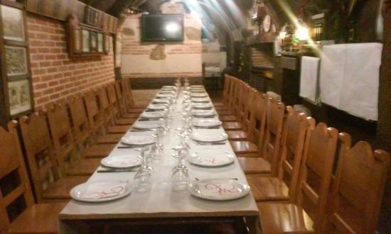 Restaurante Bodega la Cubeta