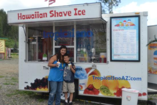 Tropical Sno and Fruit's Lemonade of Pagosa Springs