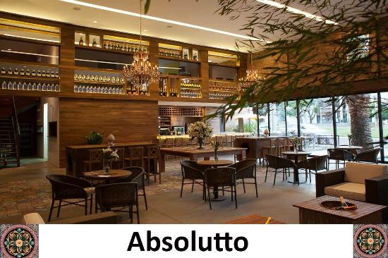 Absolutto Bar e gastronomia