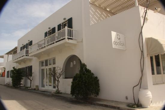 Apollon Boutique Hotel: The hotel