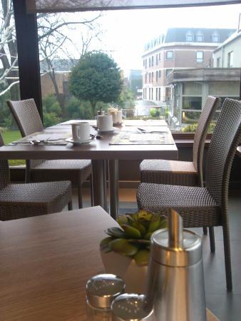 Hotel Le Cote Vert : завтрак