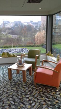 Hotel Le Cote Vert : отель