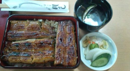 Unagi Cuisine Kawayoshi