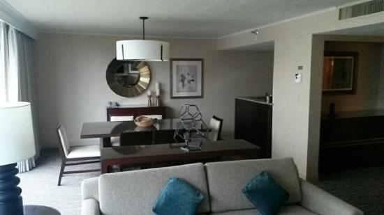 Hilton Eugene: My sweet suite!